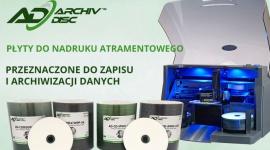 Najtrwalsze nośniki danych CD/DVD ArchivDisc™ i ArchivDisc Pro™