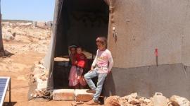 Upał zabija Syryjczyków – piekło w obozach dla uchodźców Biuro prasowe