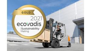 STILL uzyskał certyfikat EcoVadis na poziomie gold Biuro prasowe