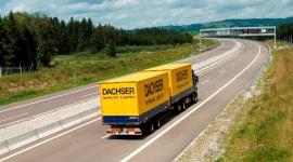 Dachser uruchomił nowe połączenie na zachód Niemiec