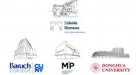 Mediolan, Nowy Jork, Shanghaj i Warszawa. Współpraca światowych szkół biznesu