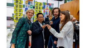 """""""Historia jednego kieliszka"""" – wernisaż prac ceramicznych światowych artystów Biuro prasowe"""