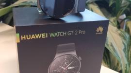 Stylowy i wydajny. Nowy smartwatch od Huawei - Watch GT 2 Pro – po 2 tygodniach