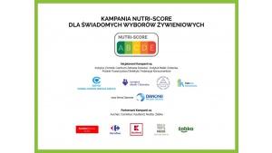 Kampania Nutri-Score dla świadomych wyborów żywieniowych