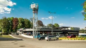 Startuje budowa Lidla w Vis à Vis Łódź