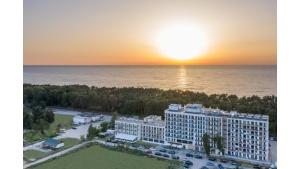 Blue Marine w Mielnie - połowa gości już płaci bonem turystycznym Biuro prasowe