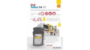 Shell Tellus S4 VE – nowy olej do wtryskarek tworzyw sztucznych Biuro prasowe