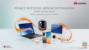 Lewandowski, Kożuchowska i Tyszka w niecodziennej produkcji Huawei Biuro prasowe