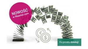 Rkantor.com: nowe funkcje w przelewach walutowych Biuro prasowe