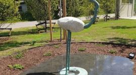Wyjątkowa rzeźba Bronisława Chromego w Vilda Park