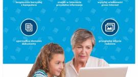 """Uczniowie będą uczyli seniorów. Akcja """"Profesor wnuczek"""" w Białymstoku Biuro prasowe"""