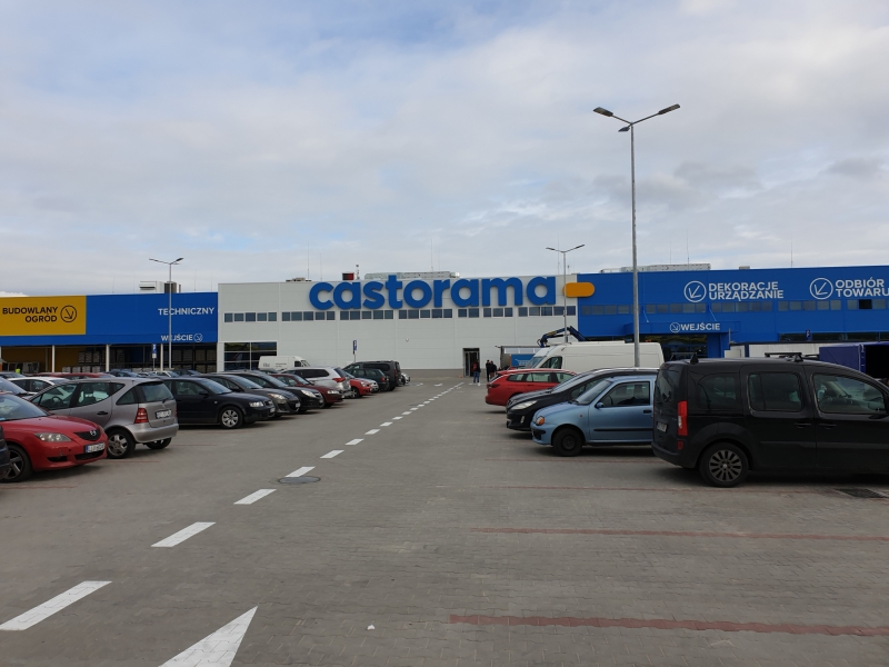 Castorama W Siedlcach Handel Newseria Biznes