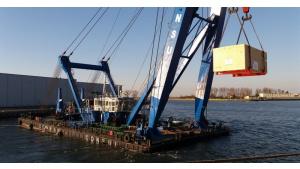 Najbardziej złożony logistycznie transport 953 ton - Fracht FWO Polska