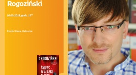 Alek Rogoziński w Empik Silesia