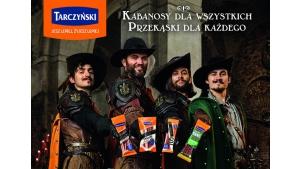 Tarczyński zaskakuje oryginalnym spotem reklamowym w najnowszej kampanii marki! Biuro prasowe