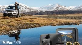 Mio MiVue 818 - pierwsza kamera, która zlokalizuje twoje auto