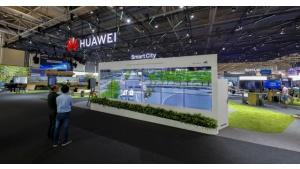 CEBIT 2018: Huawei wprowadza nowe rozwiązanie Smart City Biuro prasowe