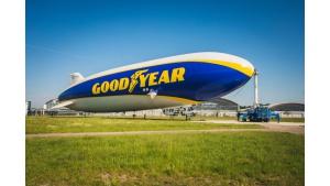 Sterowiec Goodyear Blimp wraca do Europy