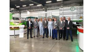 Innowacyjne maszyny Cynkometu na Agrotech 2019 Biuro prasowe