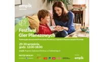 Festiwal Gier Planszowych w Empiku Pogoria Kalendarium
