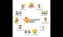 """II edycja Konkursu """"Pracownik Roku"""""""
