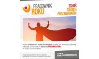 "III edycja Konkursu ""Pracownik Roku"" Kalendarium"