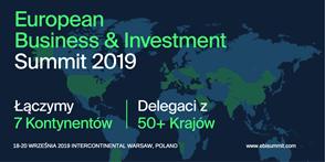 European Business & Investment Summit 2019 Warsaw