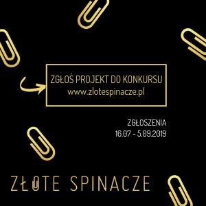 Złote Spinacze 2019