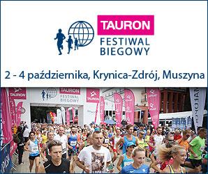Festiwal Biegowy Tauron 2020